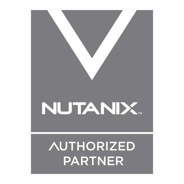 Nutanix Authorized Partner Logo