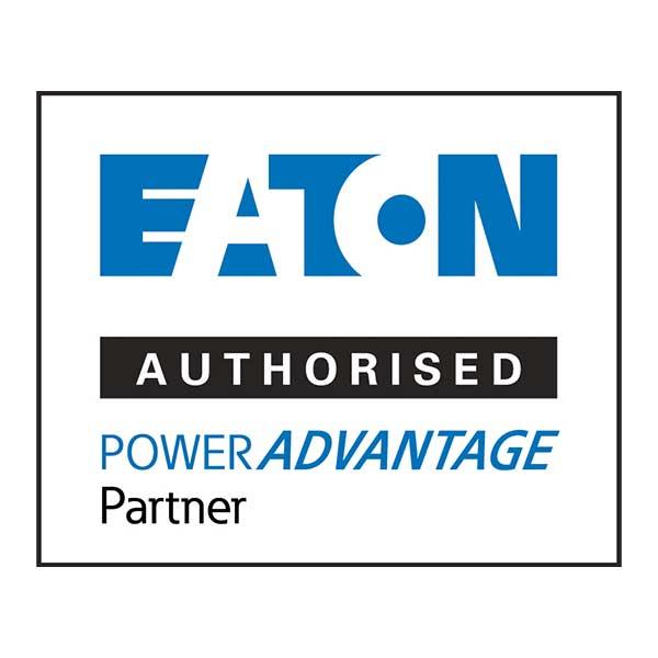 Eaton Authorised Power Advantage Partner Logo