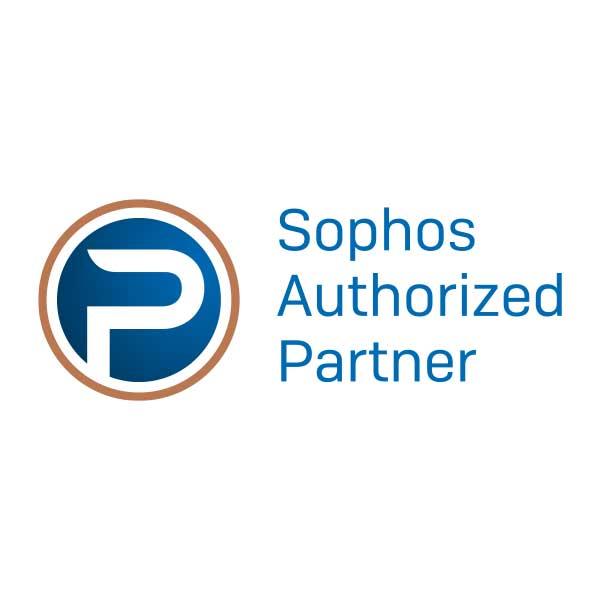 Sophos Authorized Partner Logo