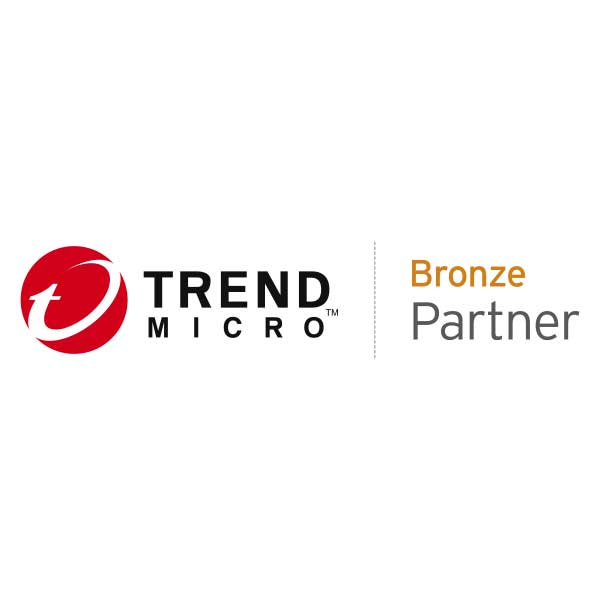 Trend Micro Bronze Partner Logo