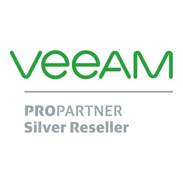 Veeam ProPartner Silver Reseller Logo