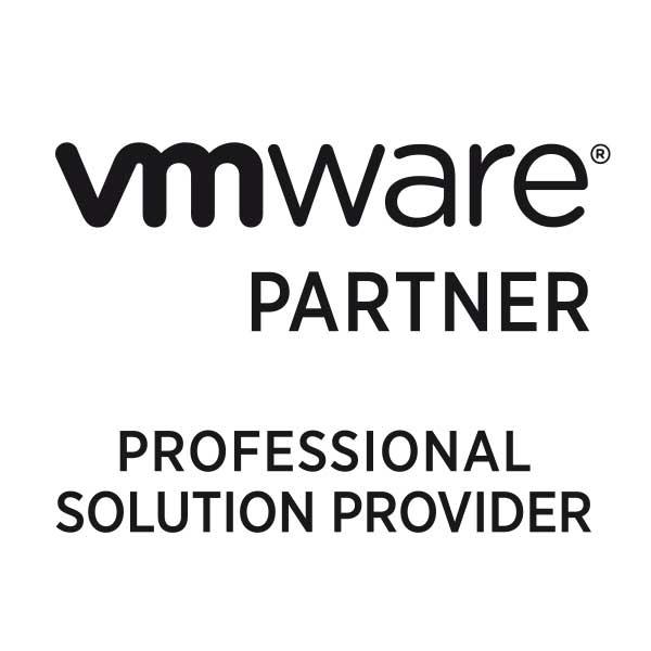 VMware Professional Solution Provider Partner Logo