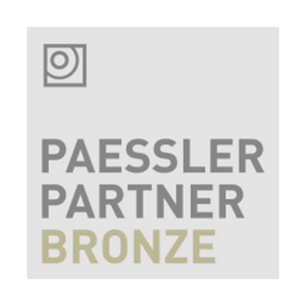 Paessler Bronze Partner Logo