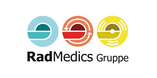 Logo der RadMedics Gruppe