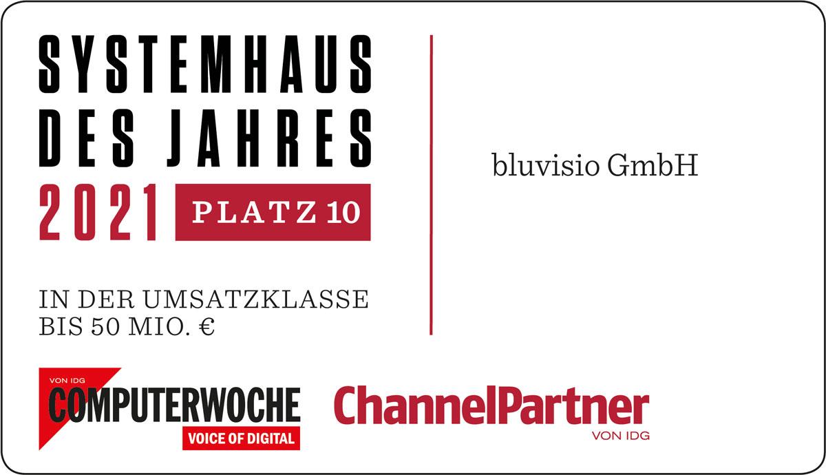 bluvisio_systemhaus-des-jahres-2021-platz10